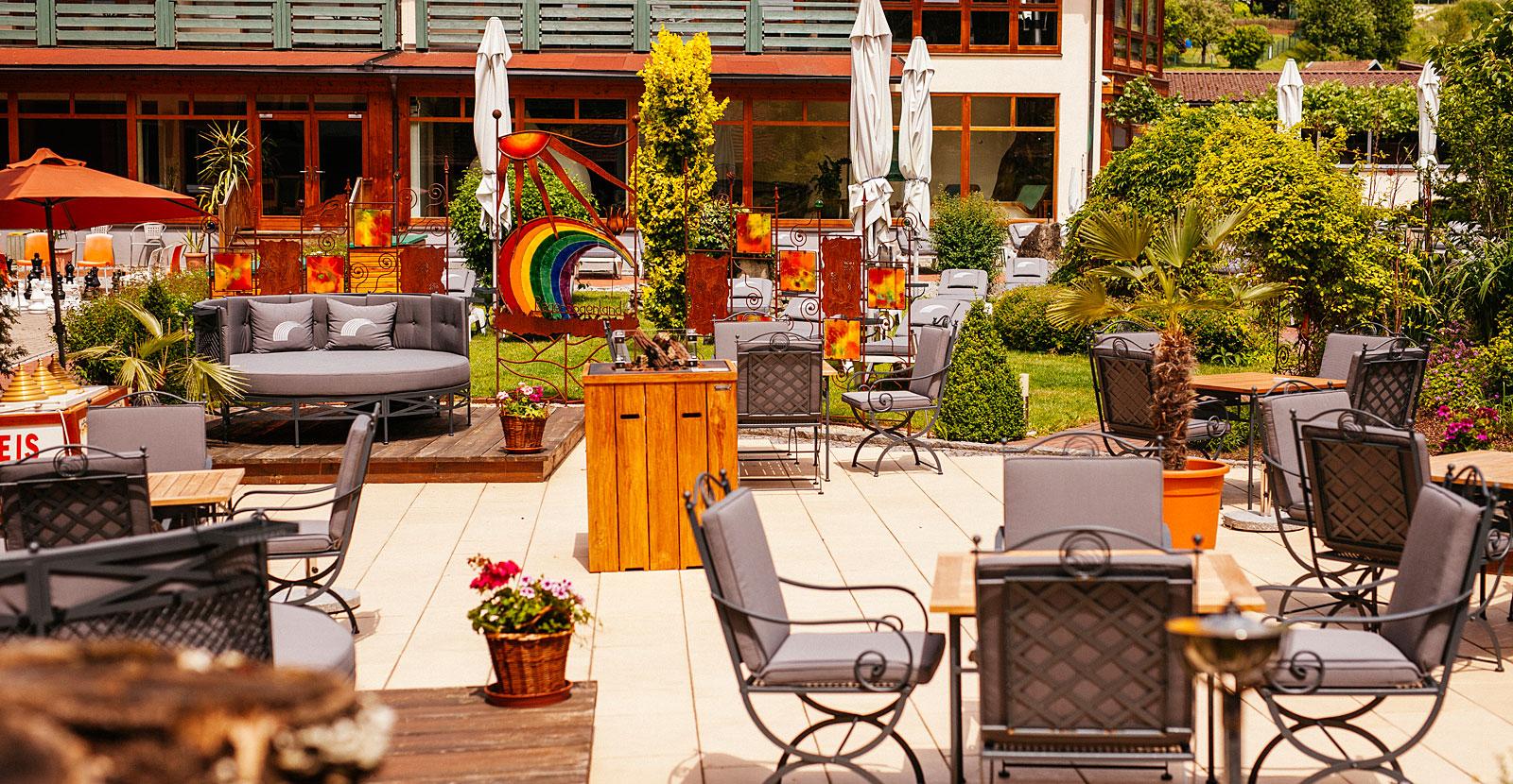 Erholung im Hotel Kramerwirt in Bayern