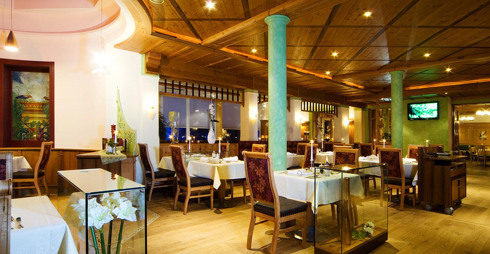 Wellnesshotel Bayerischer Wald - Restaurant