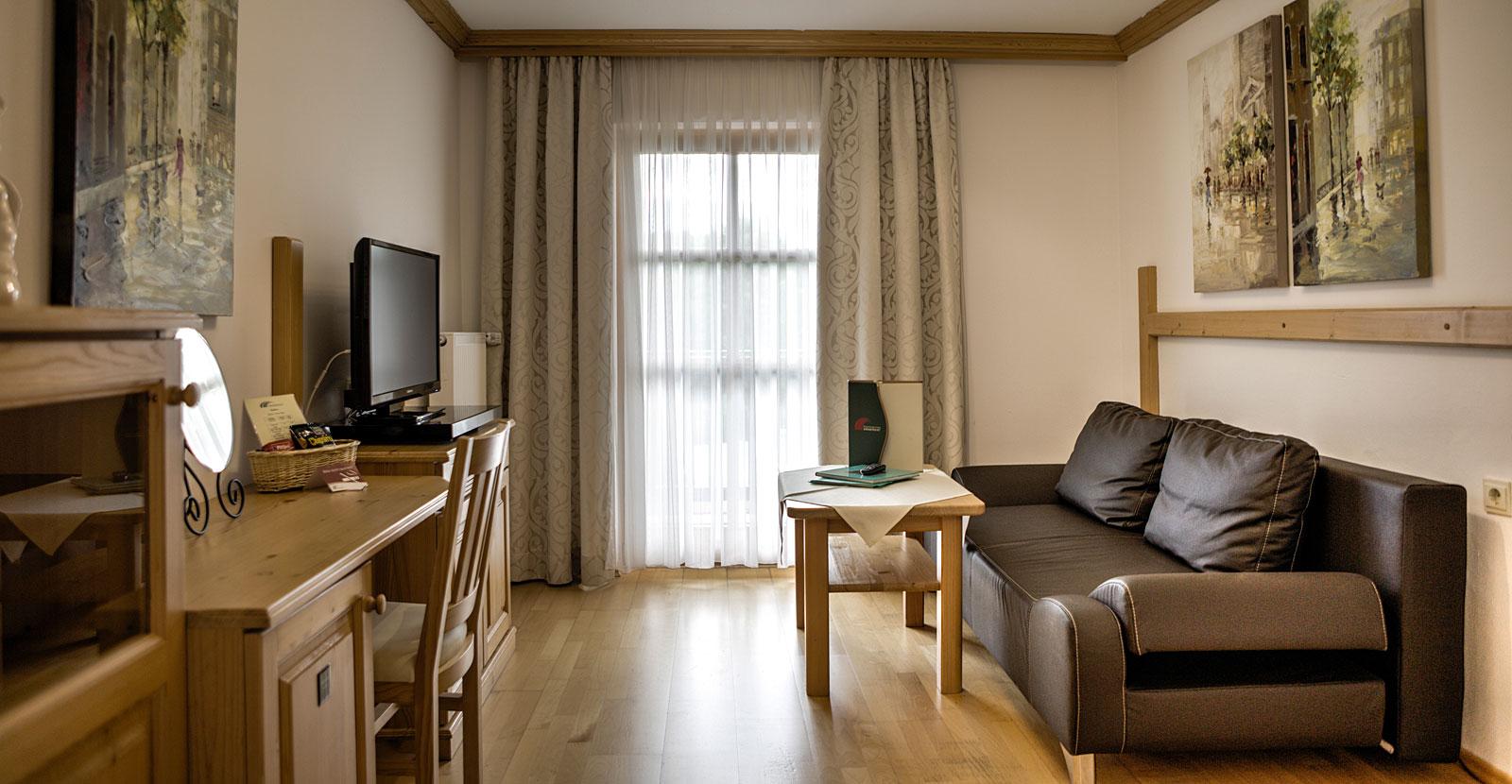 Hotel Kramerwirt im Bayerischen Wald - komfortable Zimmer