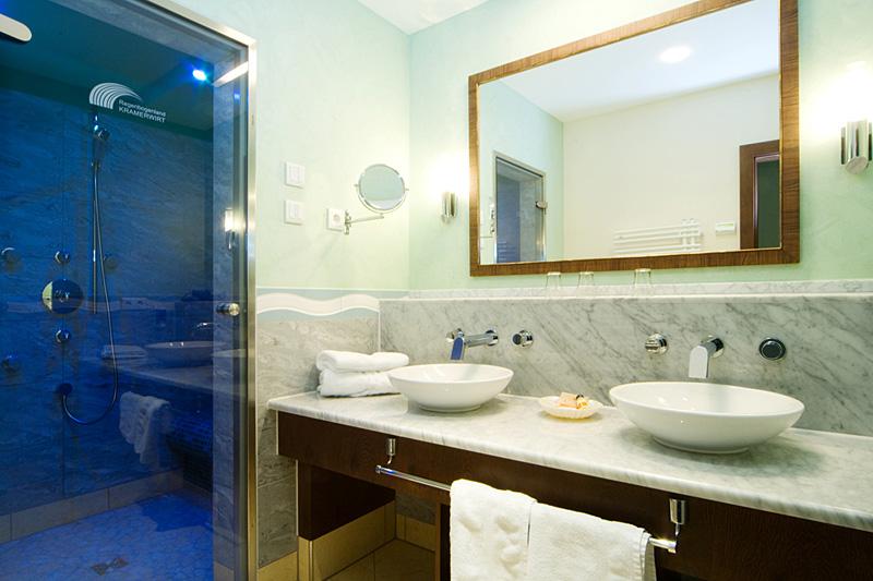 Wasser Suite   Badezimmer