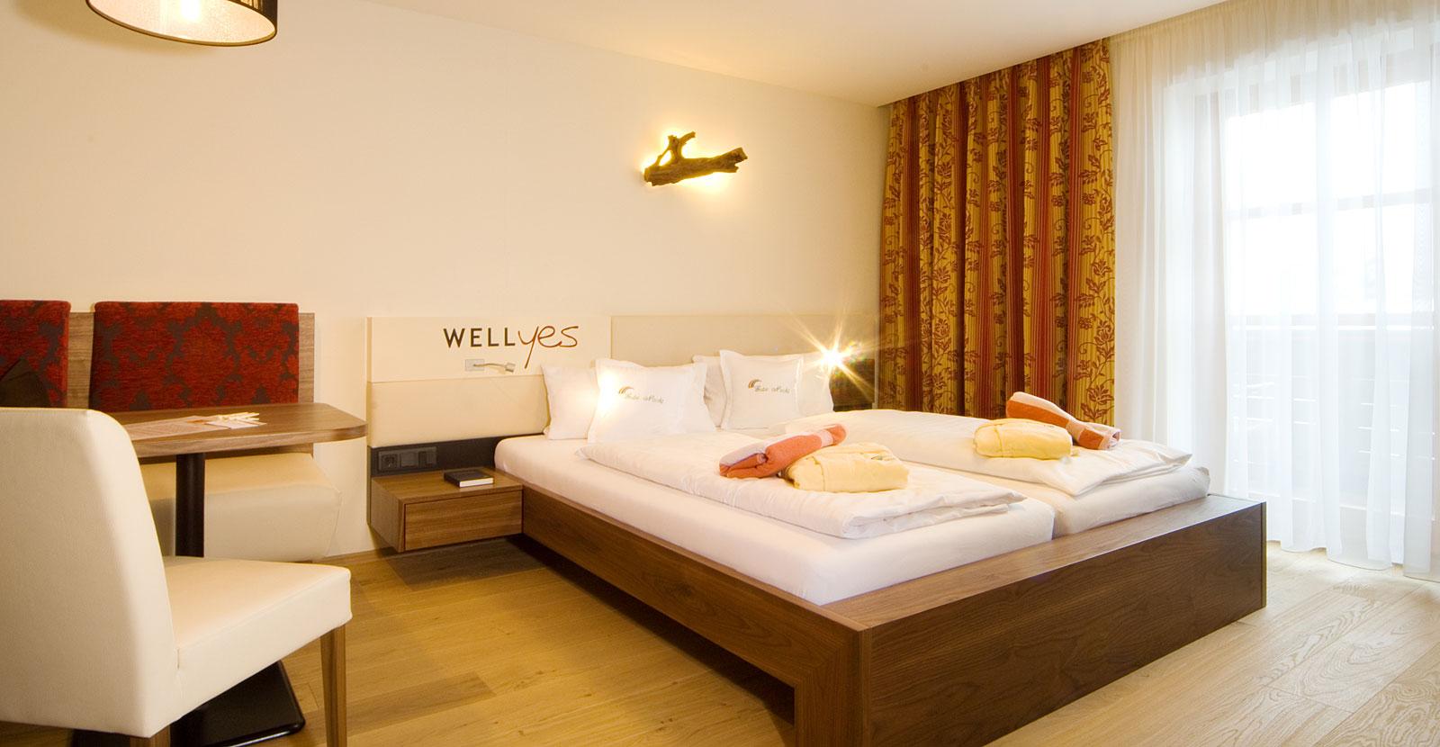 Wellnesshotel Kramerwirt im Bayerischen Wald - Zimmer & Suiten