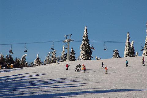Skigebiete im Bayerischen Wald