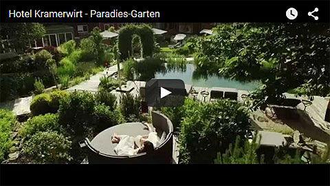 Hotel Karmerwirt - Gartenparadies im Geiersthal