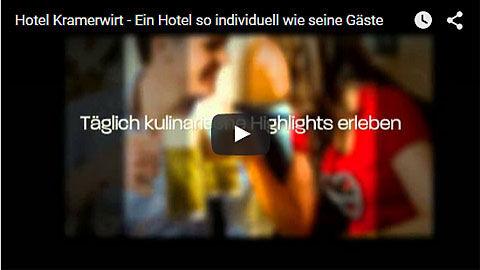 Hotelvideo vom Wellnesshotel Kramerwirt