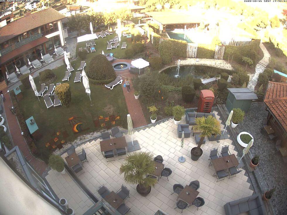 Webcam Hotel Kramerwirt in Geiersthal