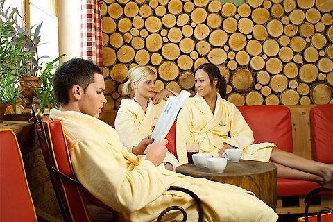 Wellnesshotel mit Ruheraum in Bayern