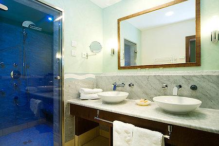 Wasser Suite - Badezimmer
