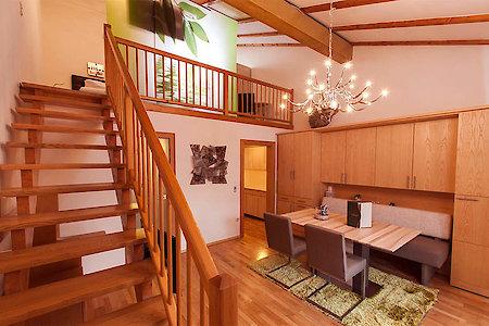 Standard- & Komfortzimmer Typ10 - Wohnraum