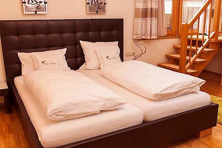 Standard- & Komfortzimmer Typ10 - Schlafraum