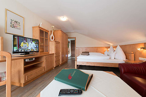 Standard- & Komfortzimmer Typ1a - Kramerwirt