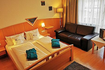 Standard- & Komfortzimmer Typ1b - Kramerwirt