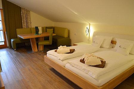 Standard- & Komfortzimmer Typ4a - Schlafraum