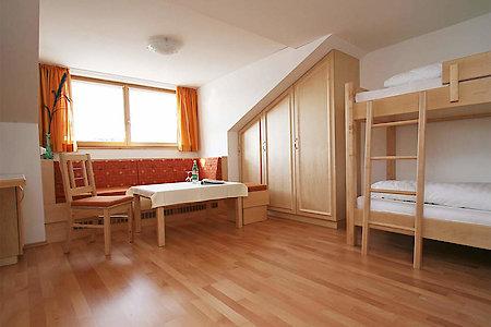 Standard- & Komfortzimmer Typ4b - Kinderzimmer
