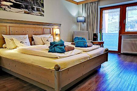 Standard- & Komfortzimmer Typ5 - Schlafzimmer