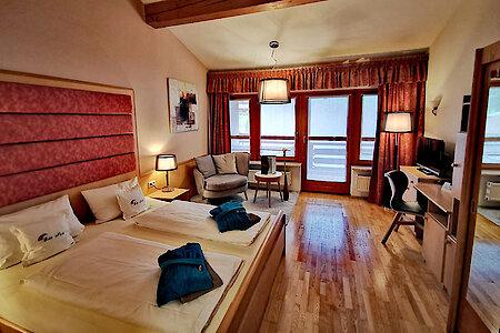 Standard- & Komfortzimmer Typ7 - Schlafzimmer