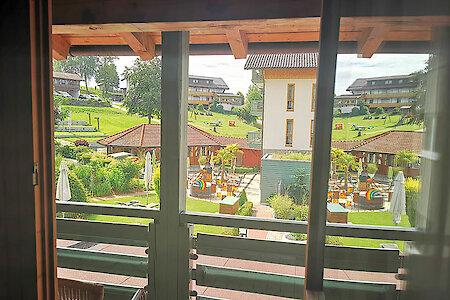 Standard- & Komfortzimmer Typ7 - Aussicht Balkon