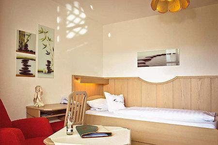 Standard- & Komfortzimmer Typ8 - Schlafzimmer