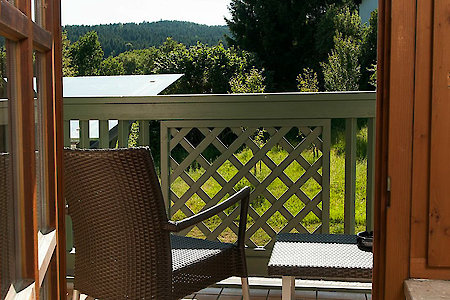Standard- & Komfortzimmer Typ8 - Aussicht Balkon